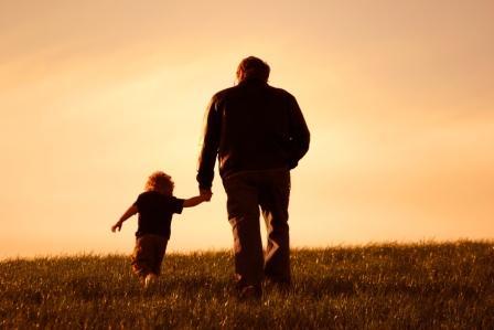 farfar-och-barnbarn