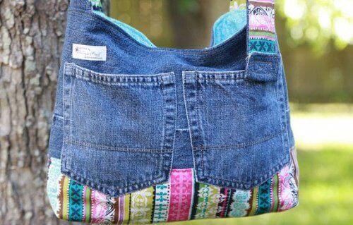 jeansvaska