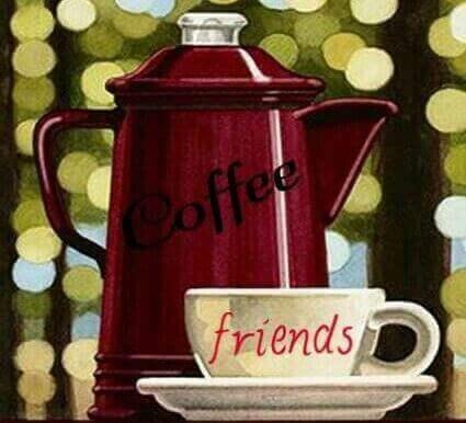 Kaffe med vänner har många fördelar