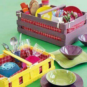 Organiserat kök