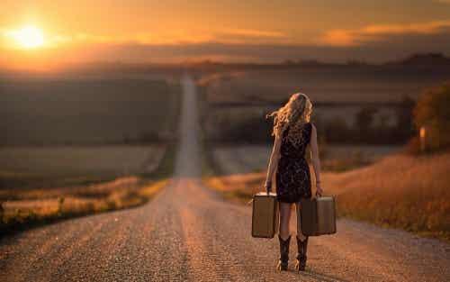 Om du slutat bry dig, lär dig att gå vidare
