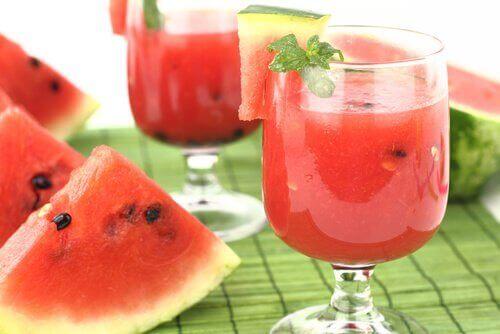 vattenmelonjuice