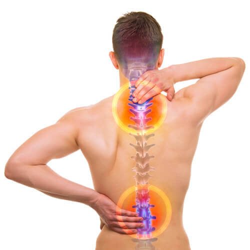 Smärta i ländryggen