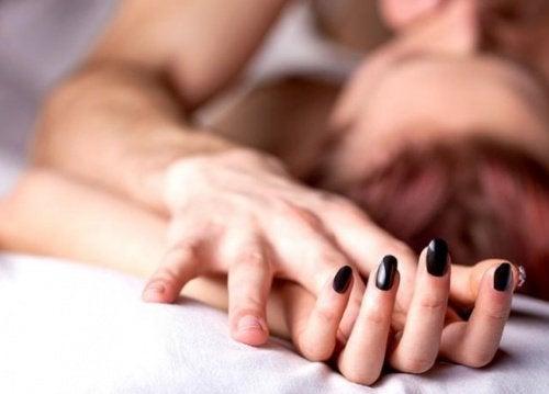 Den vaginala orgasmen är en av flera olika typer av orgasm
