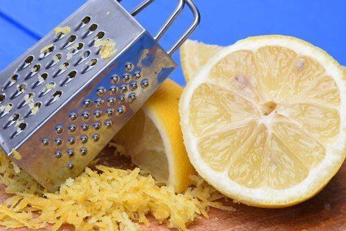 9 oväntade användningsområden för citronskal