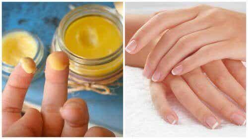 Ta hand om händerna med en 100% naturlig behandling