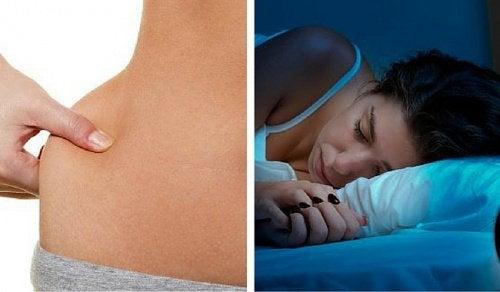 7 goda vanor för viktnedgång medan du sover