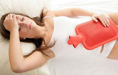 Kramper kan vara en signal på endometrios