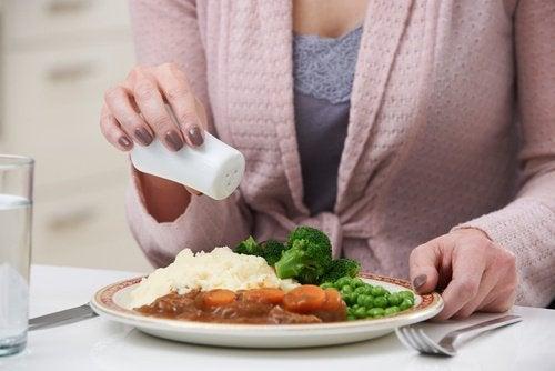 balanserad-middag-främjar-viktnedgång
