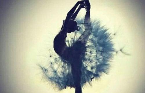 ballerina-och-maskros