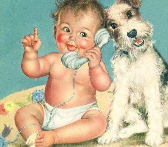 barn-och-hund