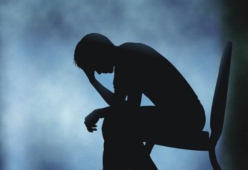 Vilka fysiska effekter har ledsamhet på kroppen?