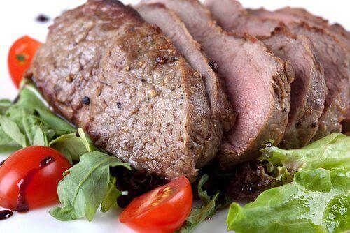magert kött