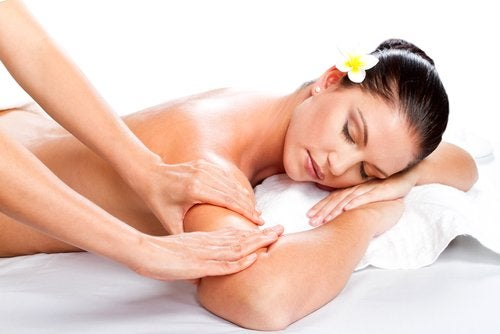 Ta en massage