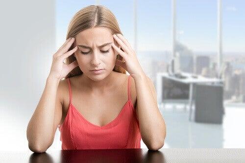 minska trötthet på jobbet