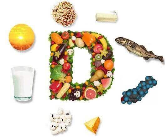 vitamin D är mycket viktig
