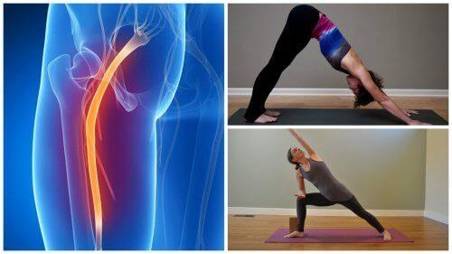 Yoga mot ischias: ja, det fungerar faktiskt!