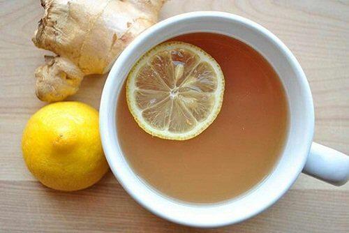 citron som te