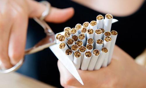 Flera naturliga recept för att sluta röka