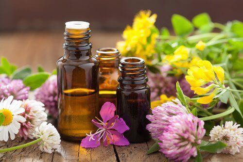 aromatiska oljor