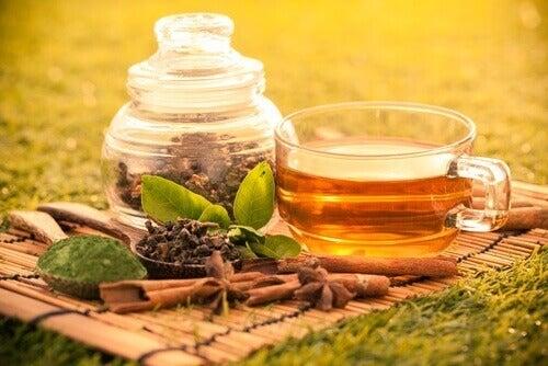 Tusen och en fördelar med grönt te