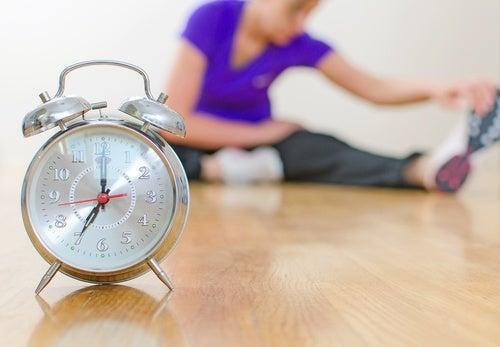 6 avslappningsövningar för att sova fridfullt