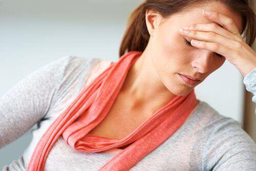 Utmattning är ett symtom på att du äter för mycket socker