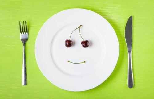 Undvik tunga middagar