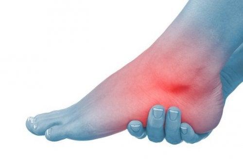 6 naturliga kurer för svullna fötter och fotleder