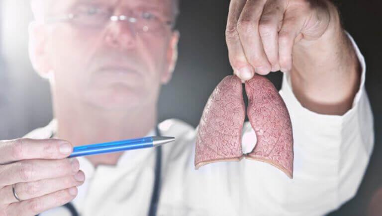 Ett överraskande vaccin mot lungcancer