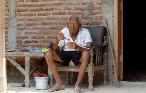 Mbah Gotho – mannen som säger sig vara 145 år