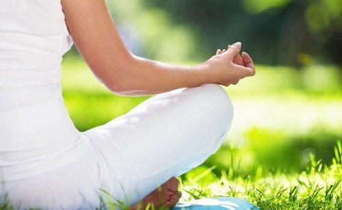 meditation är fördelaktigt