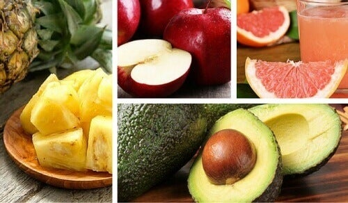 Nyttiga frukter