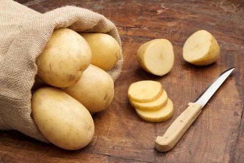 Potatis mot rost