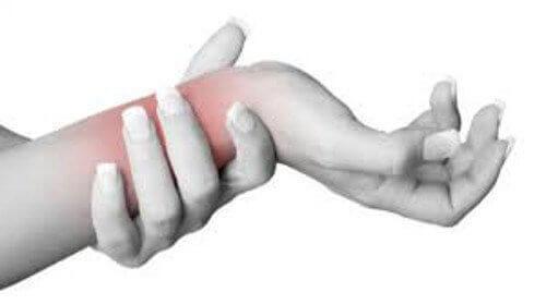 Smärta i handleden