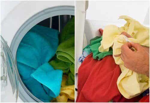 Vitvinsvinäger för att tvätta kläder: vilken bra idé!