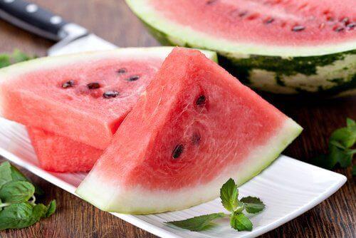 ät mer vattenmelon
