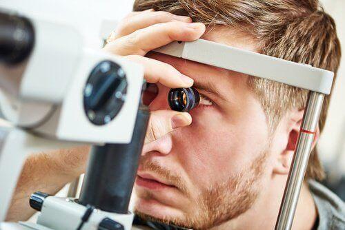 Ögonundersökning