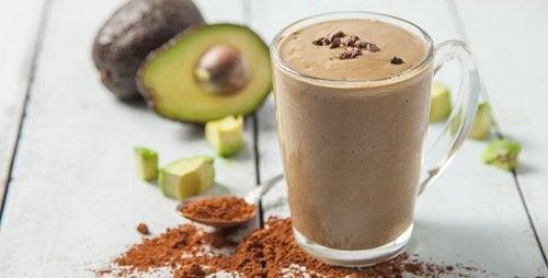 En smoothie för att stimulera hjärnan & förbättra humöret