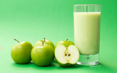 gron-appelsmoothie