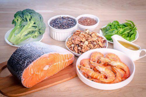 hälsosamma fetter