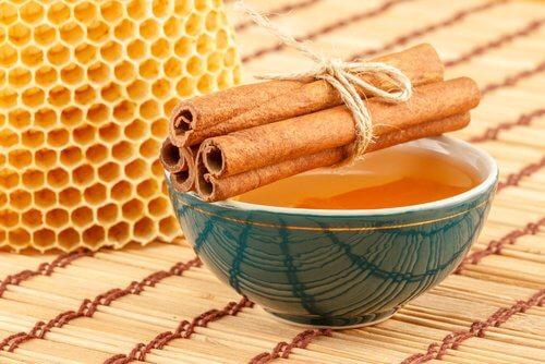 Honung och kanel ökar ämnesomsättningen