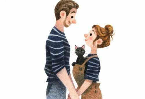 Nyckeln till ett hälsosamt romantiskt förhållande