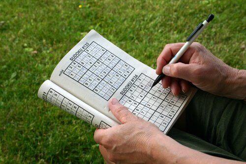 Lösa sudoku