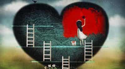 Älska dig själv för att bli älskad som du vill