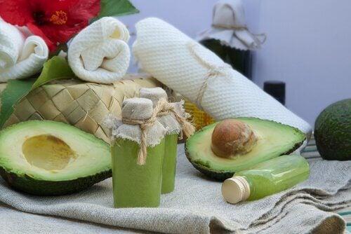 avokado har nyttigt fett
