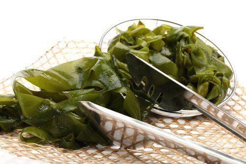 Ät sjögräs om du har underaktiv sköldkörtel