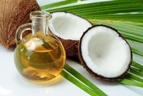 4-kokosolja