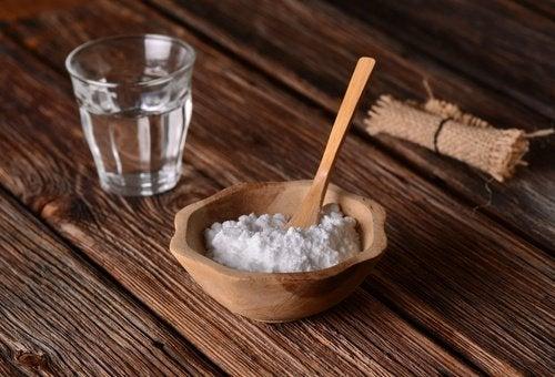 bikarbonat i skål