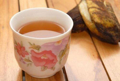 te på banan